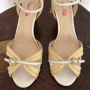 Violet & Red Summer Comfy Sandals